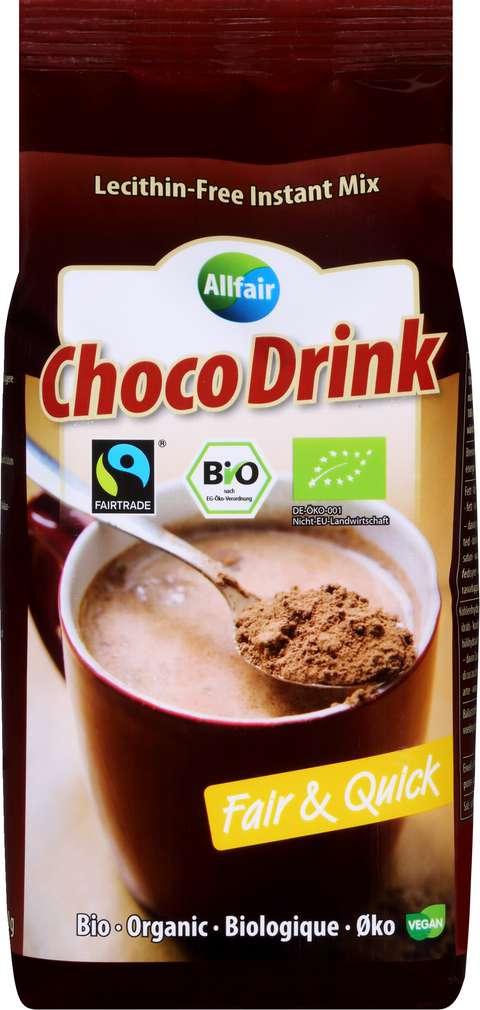 Abbildung des Sortimentsartikels Allfair Choco Drink 400g