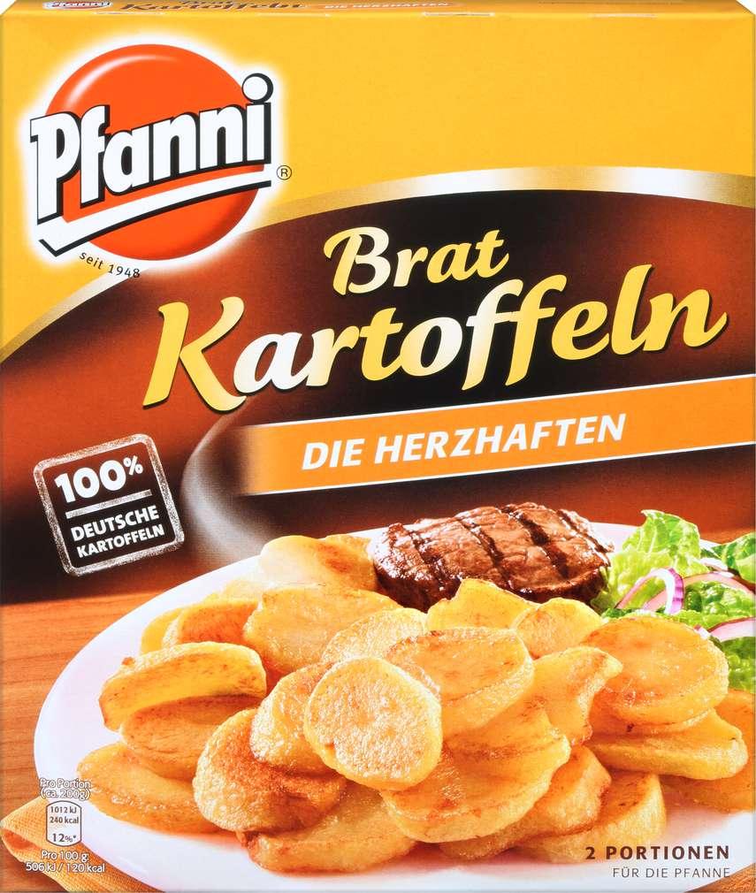 Abbildung des Sortimentsartikels Pfanni Bratkartoffeln 400g
