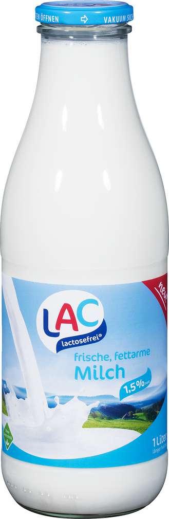 Abbildung des Sortimentsartikels Schwarzwaldmilch LAC lactosefrei 1,5% Fett
