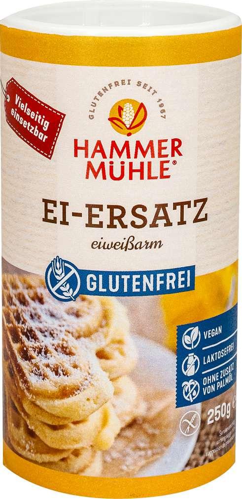 Abbildung des Sortimentsartikels Hammermühle Ei-Ersatz eiweißarm 250g