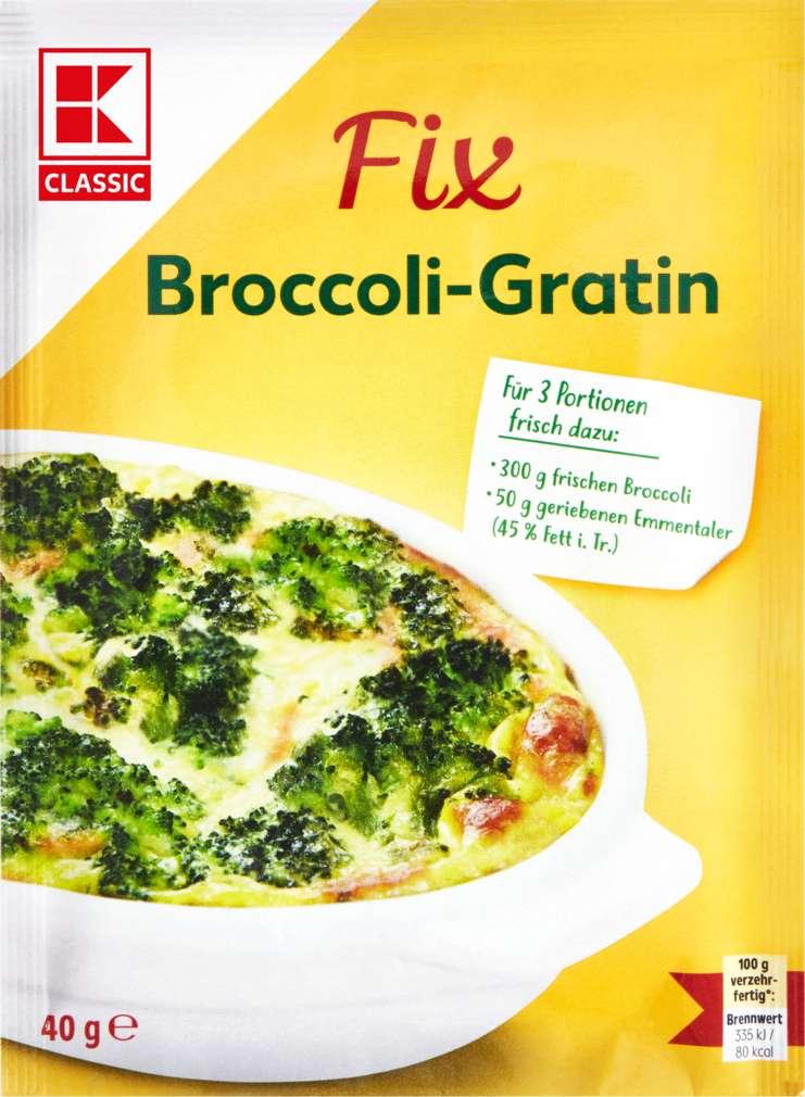 Abbildung des Sortimentsartikels K-Classic Fix für Broccoli-Gratin 40g