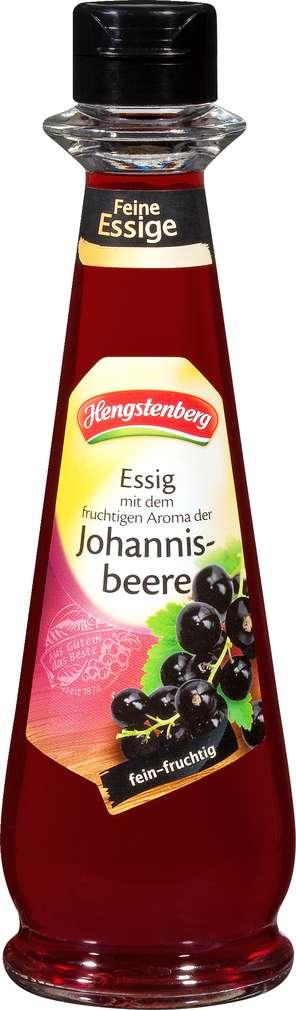 Abbildung des Sortimentsartikels Hengstenberg Johannisbeer-Essig 250ml