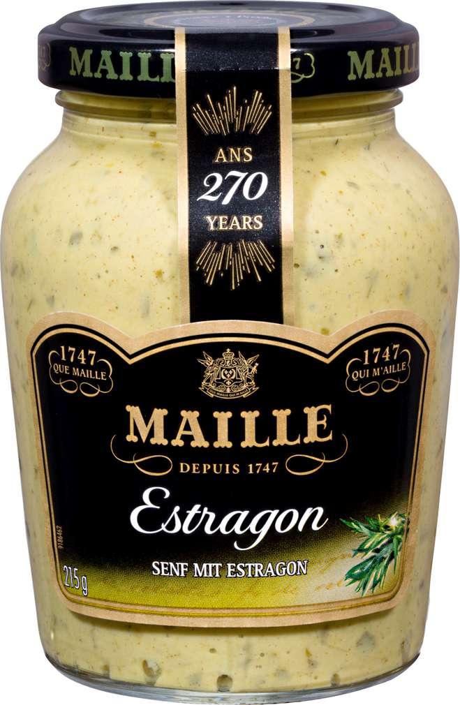 Abbildung des Sortimentsartikels Maille Senf mit Estragon 200ml