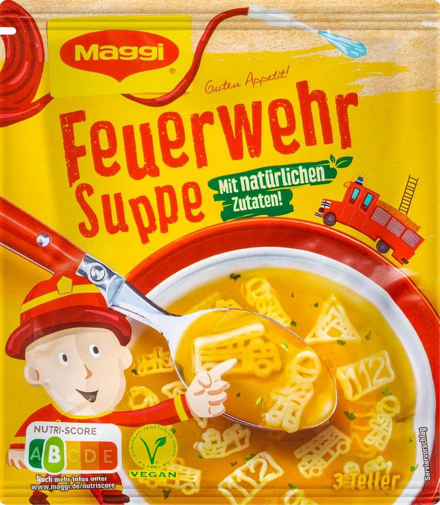 Abbildung des Sortimentsartikels Maggi Guten Appetit Feuerwehr Suppe 750ml