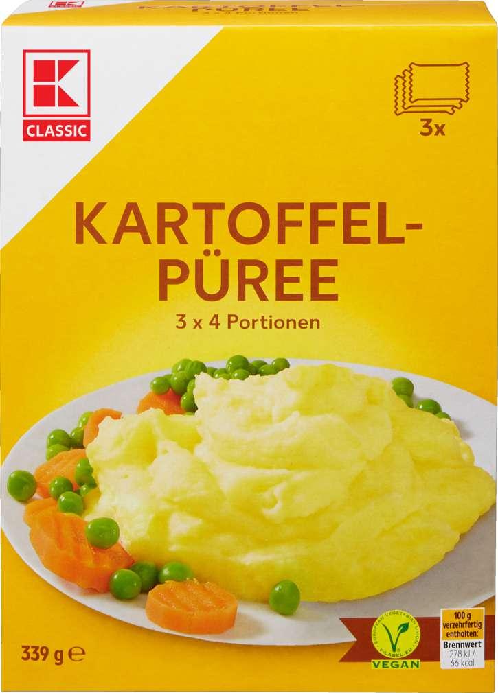 Abbildung des Sortimentsartikels K-Classic Kartoffelpüree 339g