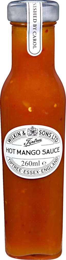 Abbildung des Sortimentsartikels Wilkin & Sons Hot Mango Sauce 260ml