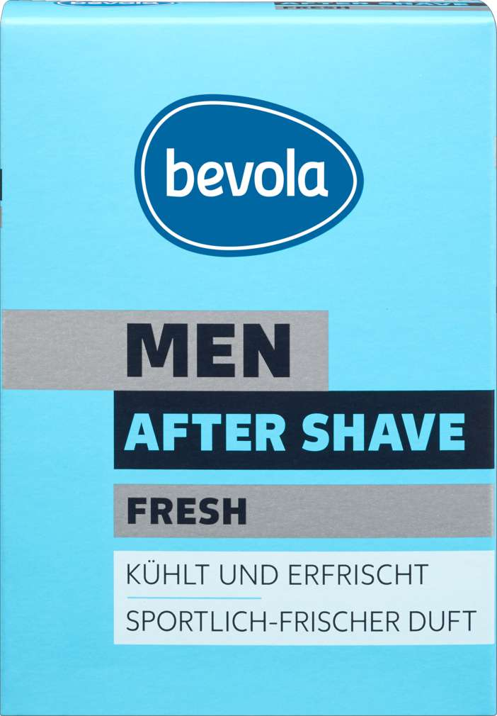 Abbildung des Sortimentsartikels Bevola After Shave fresh 100ml