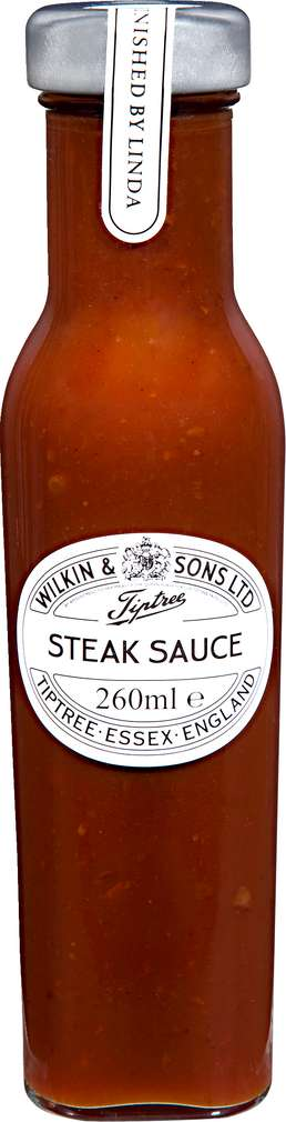 Abbildung des Sortimentsartikels Wilkin & Sons Steak Sauce 260ml