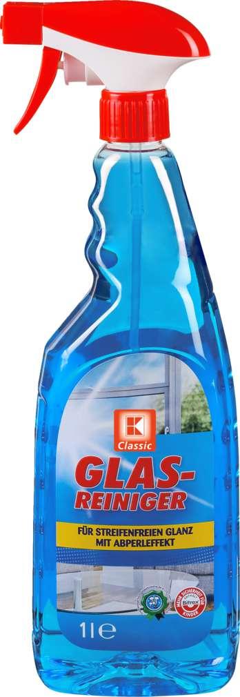 Abbildung des Sortimentsartikels K-Classic Glasreiniger Pumpspray 1l