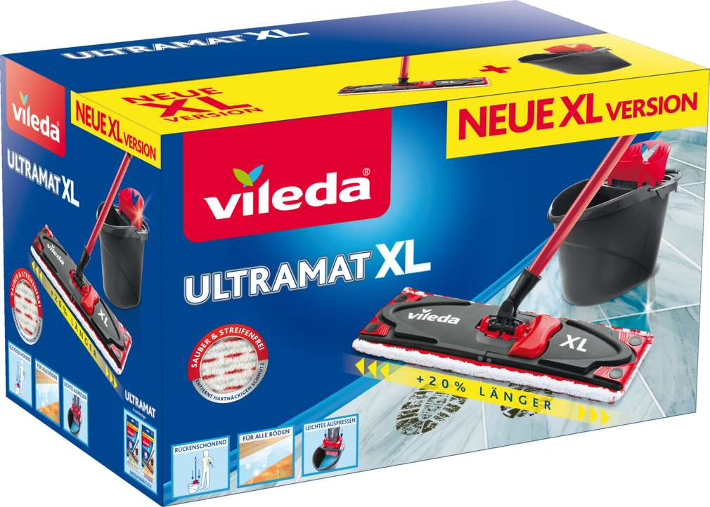 Abbildung des Sortimentsartikels Vileda Ultramat XL Box
