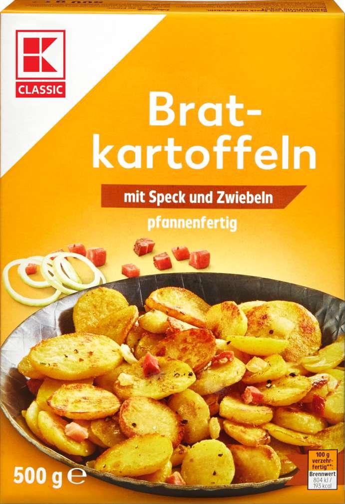 Abbildung des Sortimentsartikels K-Classic Bratkartoffeln 500g