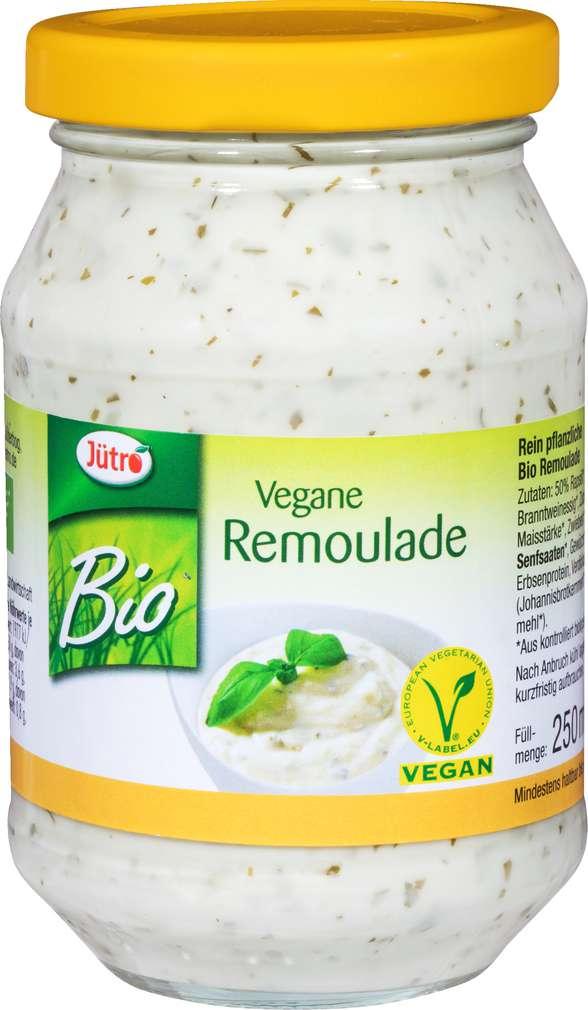 Abbildung des Sortimentsartikels Jütro Bio-Remoulade vegan 250ml