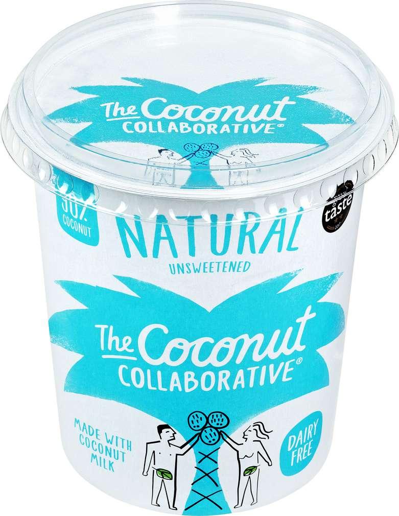 Abbildung des Sortimentsartikels CoconutCollaborative Kokos Joghurtalternative natur laktosefrei 350g