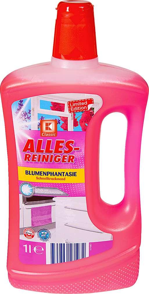 Abbildung des Sortimentsartikels K-Classic Allesreiniger Limited Edition 1l