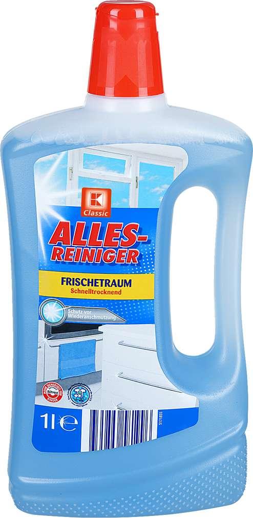 Abbildung des Sortimentsartikels K-Classic Allesreiniger Frischetraum 1l
