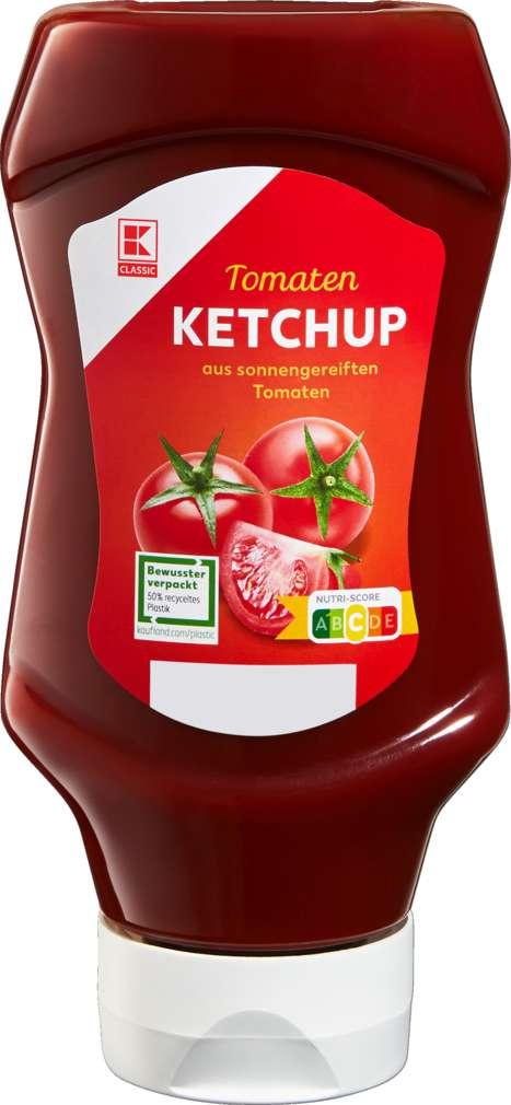 Abbildung des Sortimentsartikels K-Classic Tomatenketchup 500ml