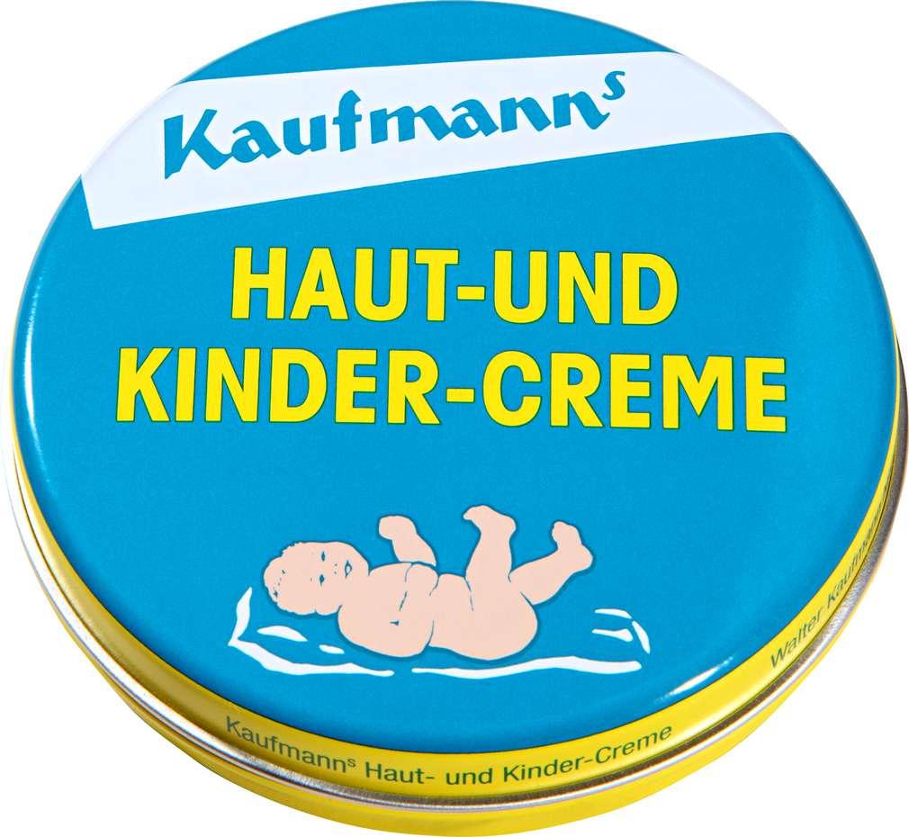 Abbildung des Sortimentsartikels Kaufmanns Haut- und Kinder-Creme 30ml