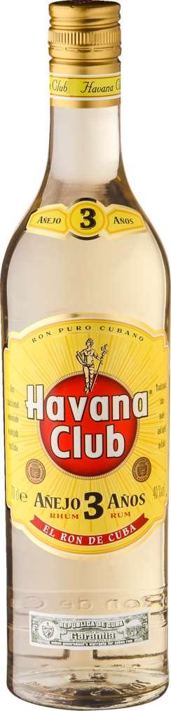 Abbildung des Sortimentsartikels Havana Club 0,7l