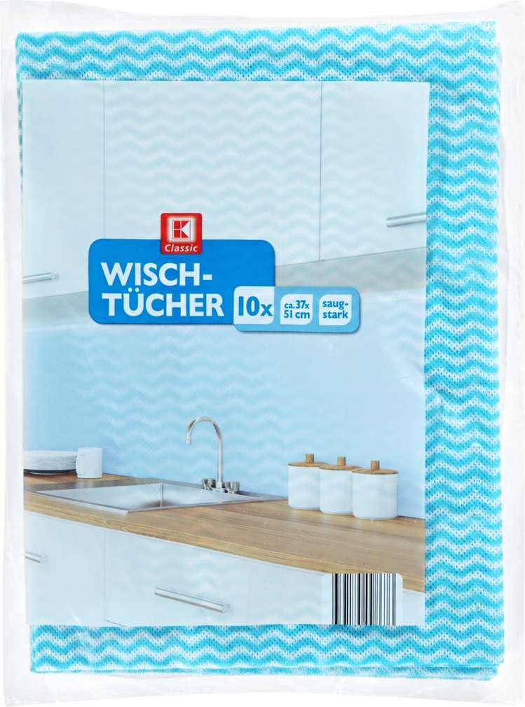 Abbildung des Sortimentsartikels K-Classic Wischtücher 10 Stück