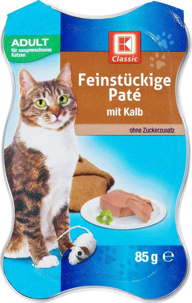 Katzenfutter Kaufland