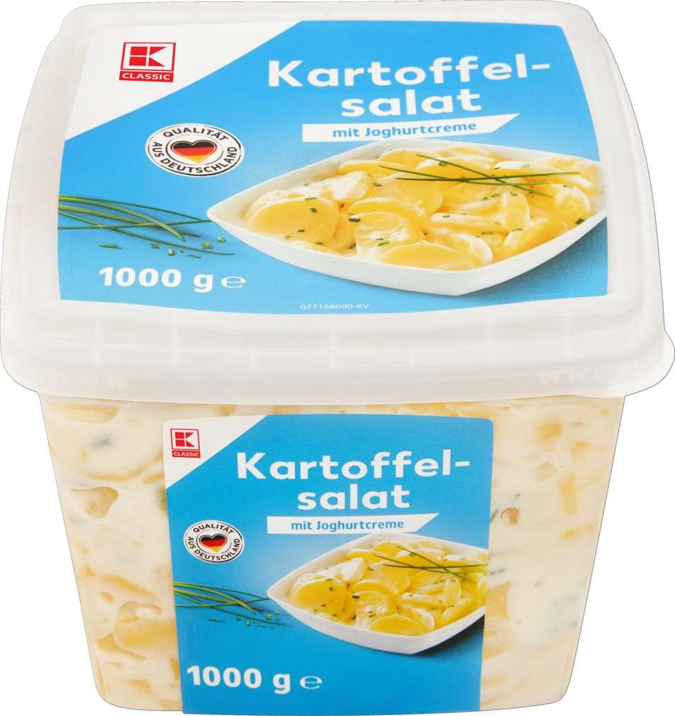 Abbildung des Sortimentsartikels K-Classic Kartoffelsalat Joghurt 1kg