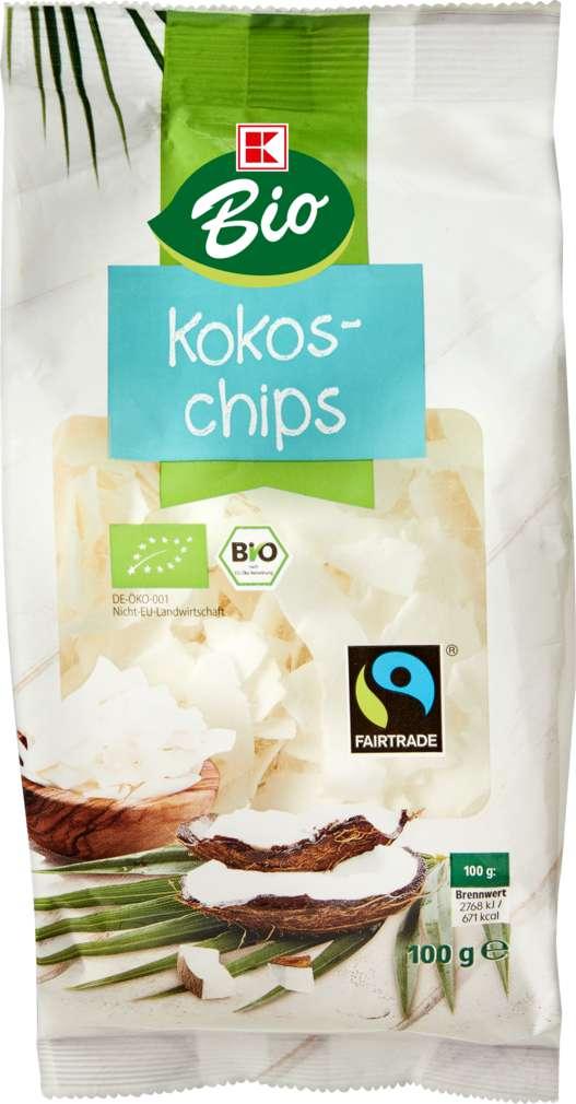 Abbildung des Sortimentsartikels K-Bio Bio-Kokoschips 100g
