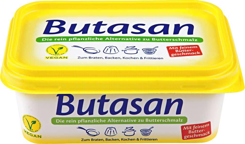 Abbildung des Sortimentsartikels Rau Butasan Pflanzenfett 250g