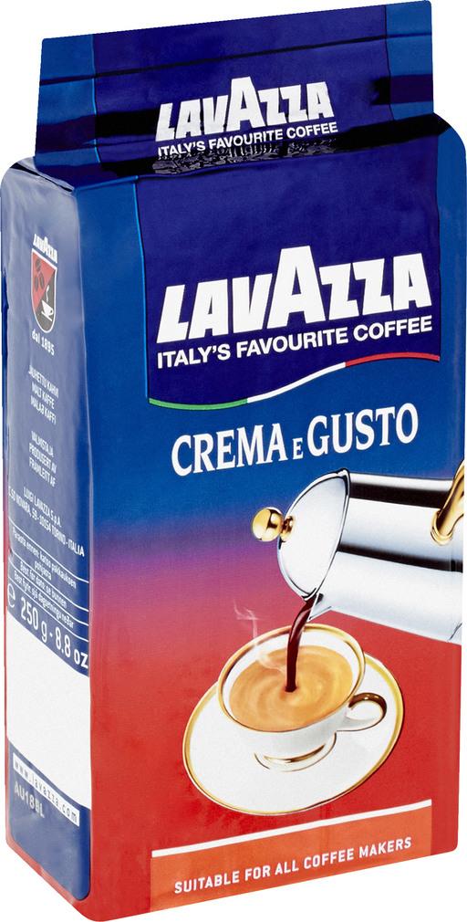 Abbildung des Sortimentsartikels Lavazza Crema e Gusto 250g