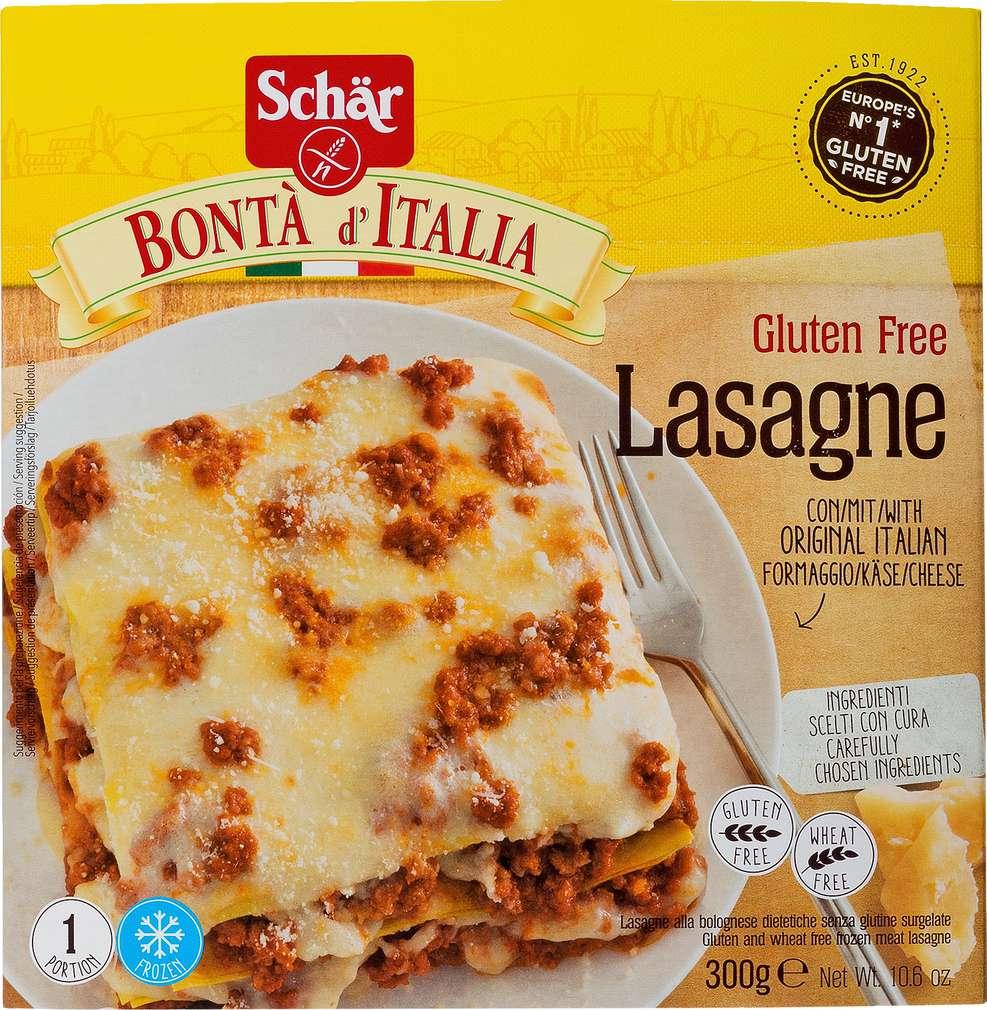 Abbildung des Sortimentsartikels Schär Bontà d' Italia Lasagne 300g