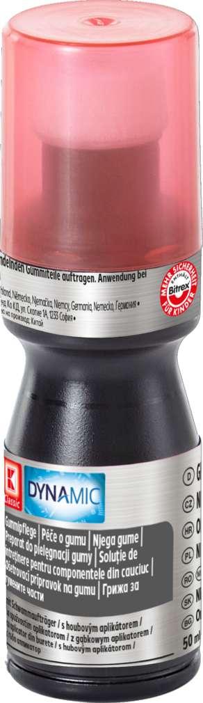 Abbildung des Sortimentsartikels K-Classic Gummipflege 50ml