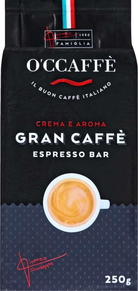 Abbildung des Sortimentsartikels O'Ccaffè Gran Caffé Espresso 250g