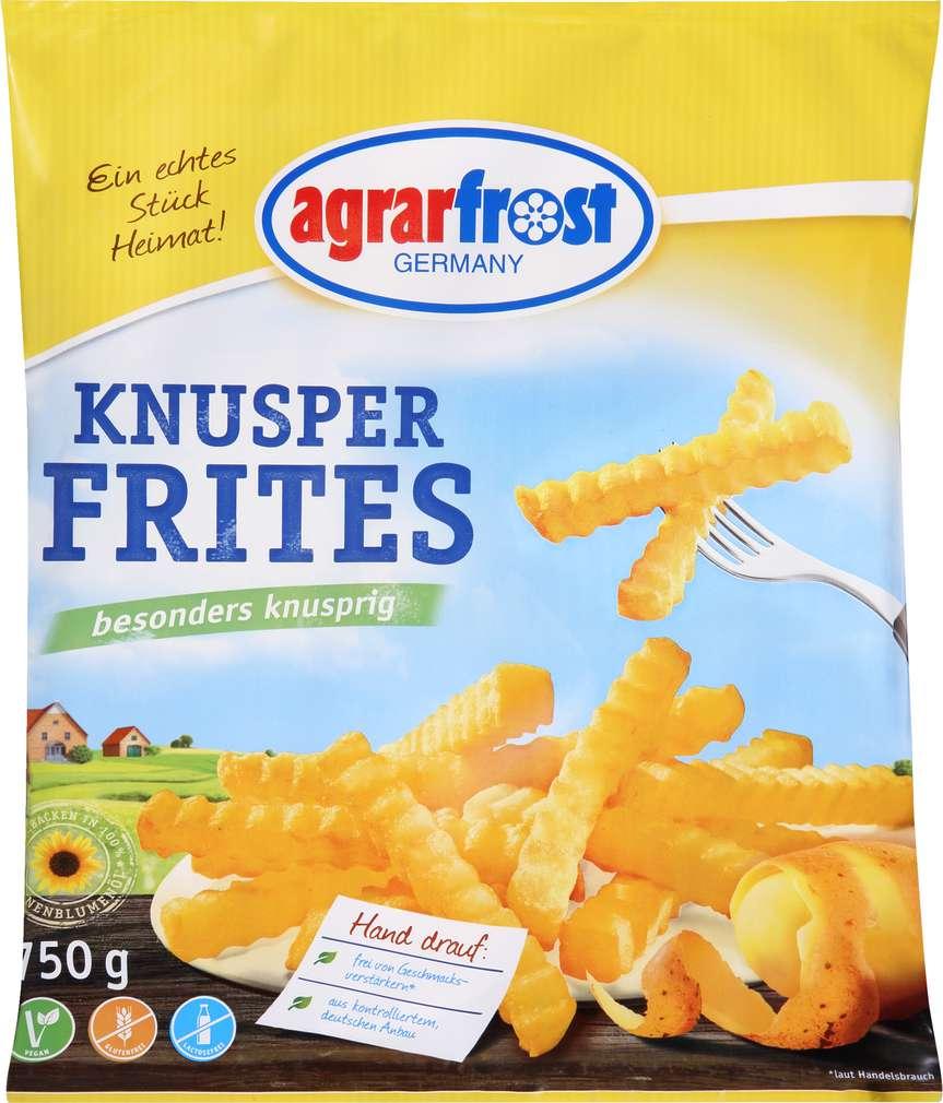 Abbildung des Sortimentsartikels Agrarfrost Knusper Frites 750g