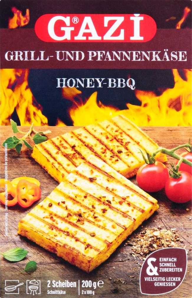 Abbildung des Sortimentsartikels Gazi Grill- und Pfannenkäse 2x100g