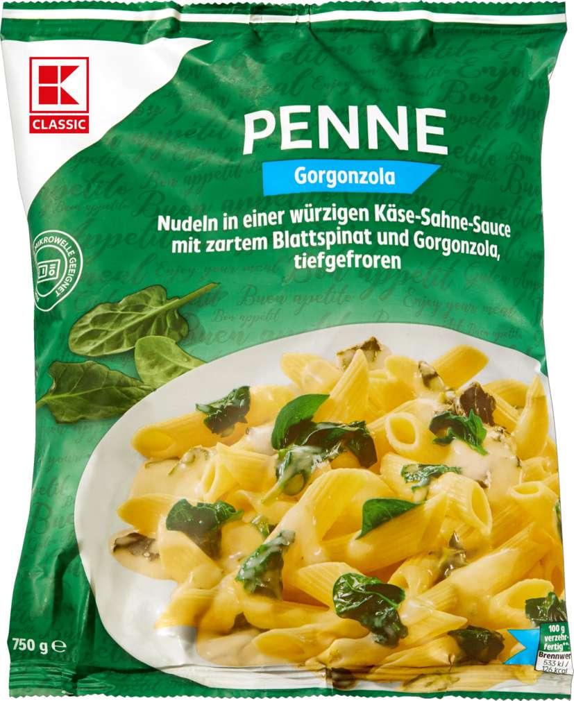 Abbildung des Sortimentsartikels K-Classic Penne Gorgonzola 750g