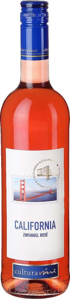 Abbildung des Sortimentsartikels Cultura Vini Zinfandel Rosé 0,75l