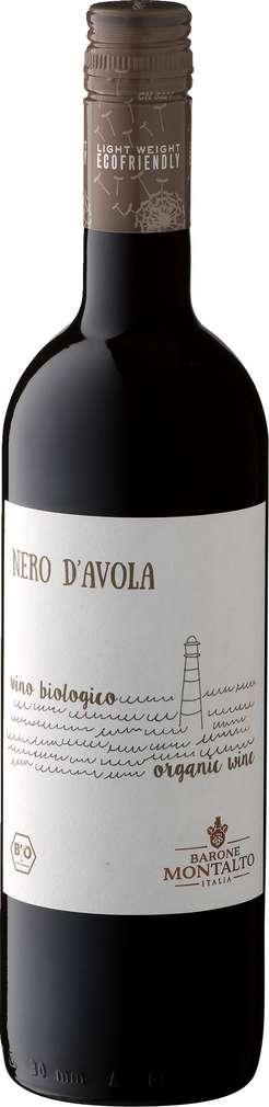 Abbildung des Sortimentsartikels Barone Montalto Nero d'Avola 0,75l
