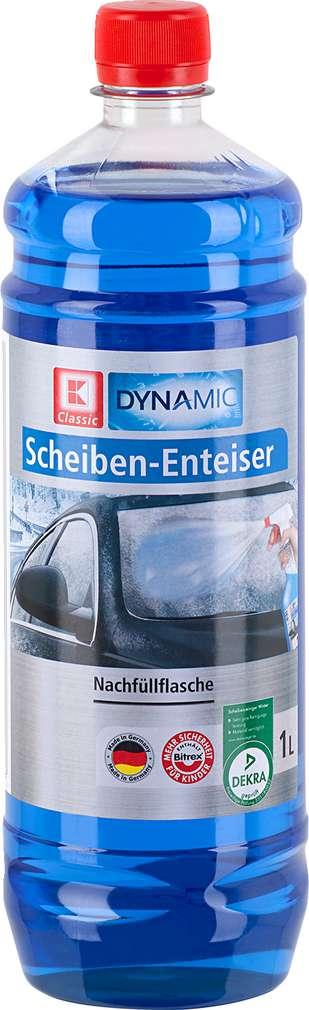 Abbildung des Sortimentsartikels K-Classic Scheiben-Enteiser Nachfüllflasche 1l