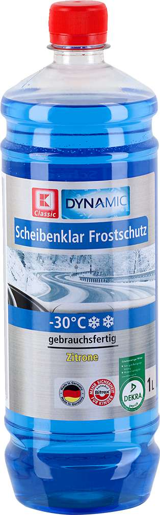 Abbildung des Sortimentsartikels K-Classic Scheibenklar Frostschutz -30 °C