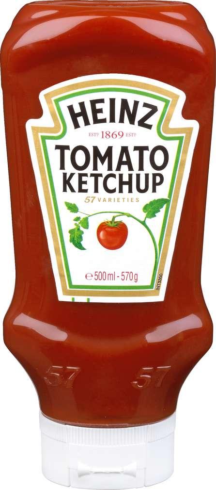 Abbildung des Sortimentsartikels Heinz Tomato Ketchup 500ml