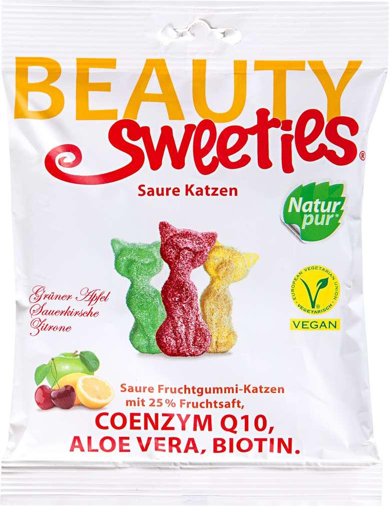 Abbildung des Sortimentsartikels Beauty Sweeties Saure Katzen