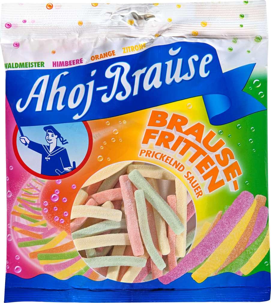 Abbildung des Sortimentsartikels Frigeo Ahoj-Brause Brause-Fritten 225g
