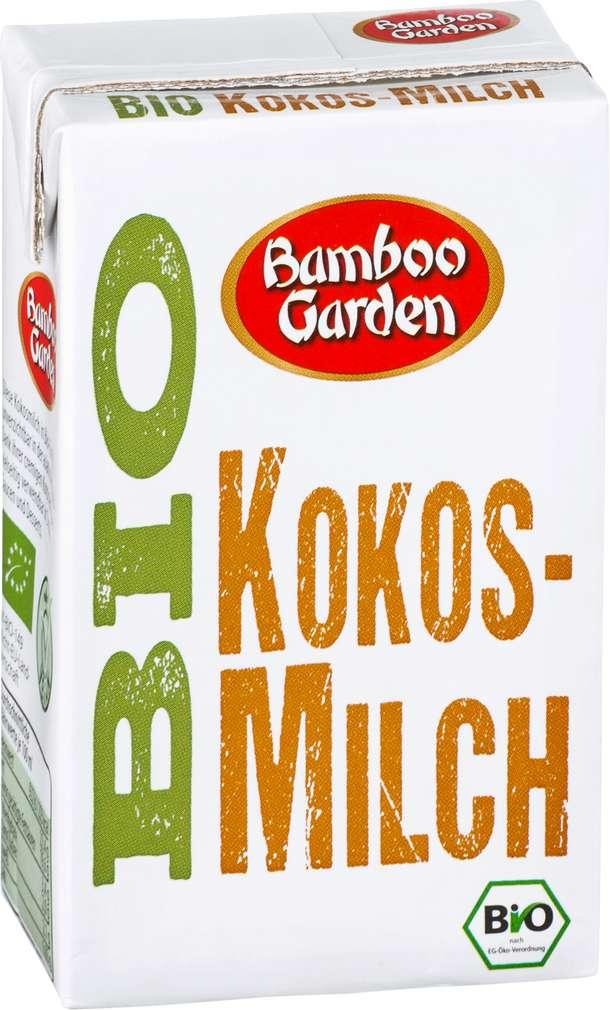 Abbildung des Sortimentsartikels Bamboo Garden Bio Kokos-Milch 250ml