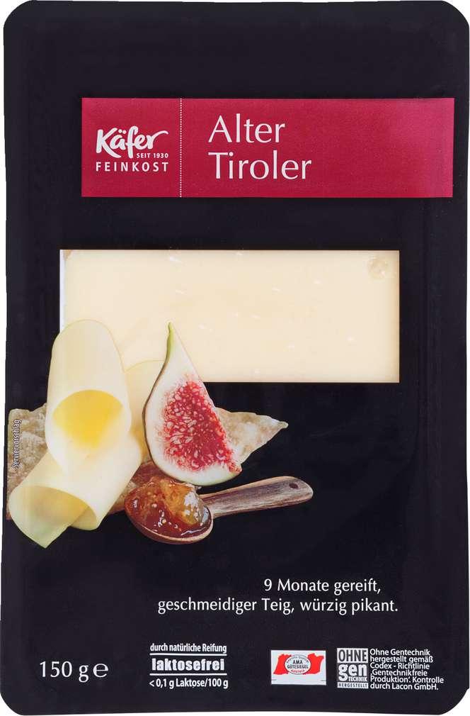 Abbildung des Sortimentsartikels Käfer Alter Tiroler 150g