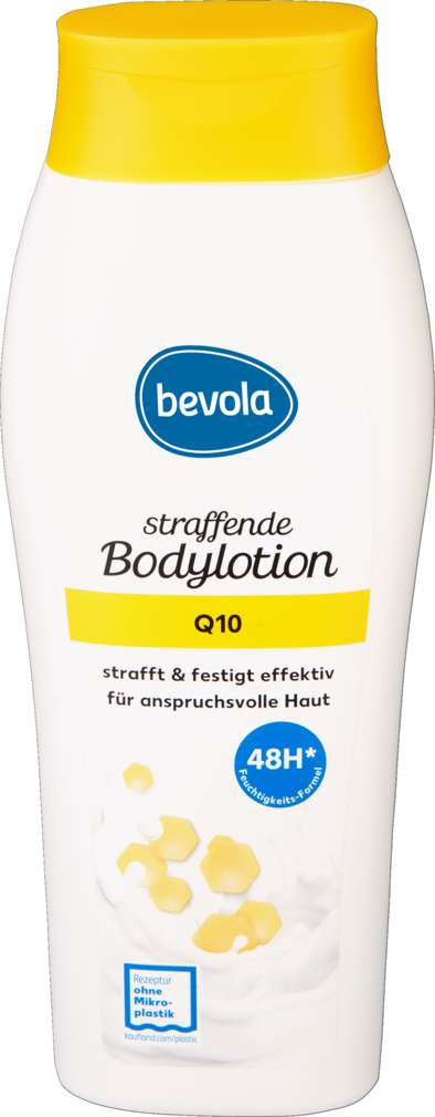 Abbildung des Sortimentsartikels Bevola Bodylotion Q10 400ml