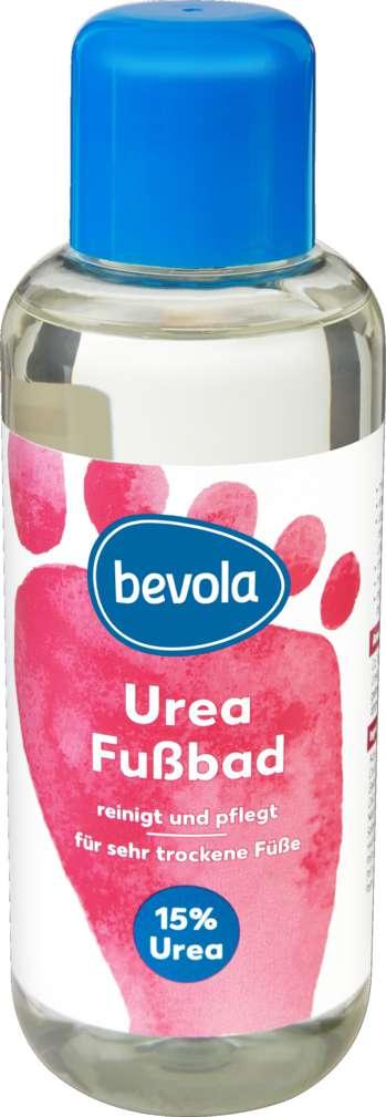 Abbildung des Sortimentsartikels Bevola Fußbad Urea 200ml