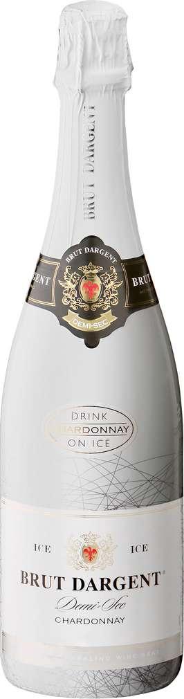 Abbildung des Sortimentsartikels Brut Dargent Sekt Chardonnay on Ice 0,75l