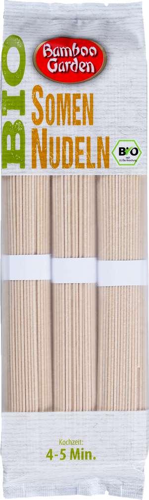 Abbildung des Sortimentsartikels Bamboo Garden Somen Nudeln 250g
