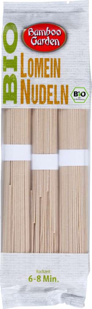 Abbildung des Sortimentsartikels Bamboo Garden Bio Lomein Nudeln 250g