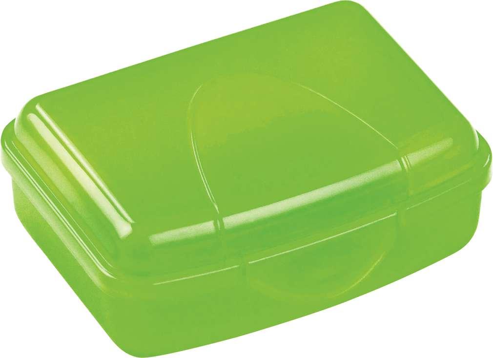 Abbildung des Sortimentsartikels K-Classic Snack Box grün