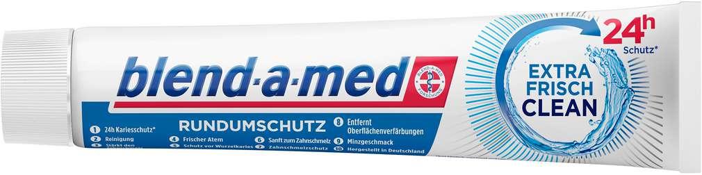 Abbildung des Sortimentsartikels Blend-a-med Zahncreme Extra Frisch Clean 75ml